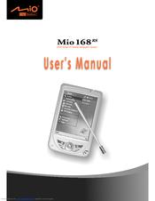 mio digiwalker 168rs manuals rh manualslib com Mio DigiWalker C230 Mio DigiWalker C230