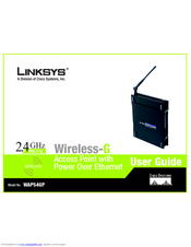 linksys wre54g wireless g range expander repeater manuals rh manualslib com WRT54G Visio WRT54G Heatsink