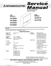 mitsubishi vs 50609 manuals rh manualslib com Mitsubishi Montero Engine Manual 2005 Mitsubishi Lancer Manual PDF