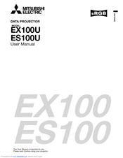 Mitsubishi ES100U User Manual