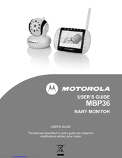 Motorola MBP36 User Manual