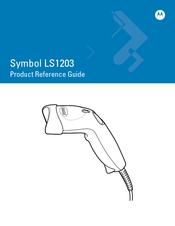 motorola symbol ls1203 product reference manual pdf download rh manualslib com Truck-Mounted Barcode Scanner Motorola Motorola LS2208 User Manual