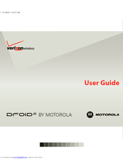 Motorola DROID R2-D2 User Manual