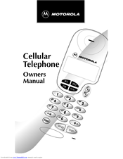 Motorola MaxTrac 300 Owner's Manual
