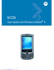 motorola mc35 user manual pdf download rh manualslib com mc55 user guide and integrator guide mc55 user guide and integrator guide