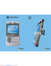 motorola q q phone alltel cell cdma manuals rh manualslib com Old Alltel Phones Old Alltel Phones