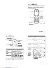 motorola pebl u6 manuals rh manualslib com Bose Speaker Manuals Generac Generators Manuals