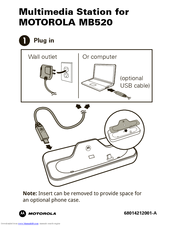 Motorola BRAVO User Manual