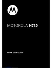 motorola h730 manuals rh manualslib com