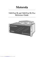 Motorola 3460 Fast'R Reference Manual