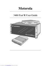 Motorola 3460 Fast'R User Manual