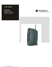 motorola sbg900 user manual pdf download rh manualslib com