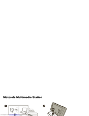 Motorola DROID MULTIMEDIA STATION User Manual