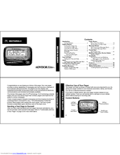 Motorola 6881029B40-A User Manual