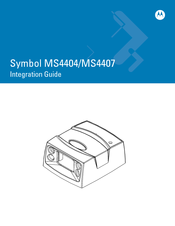 Motorola Symbol MS4407 Integration Manual