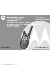 motorola talkabout t6550 series manuals rh manualslib com User Manual User Manual
