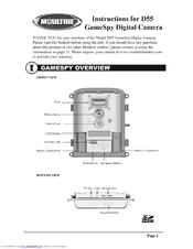 Moultrie d55 manuals.