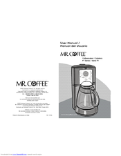 mr coffee ftx25 manuals rh manualslib com mr coffee owners manual-bvmc mr coffee user guide