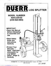 duerr 424 lcd 22 manuals rh manualslib com Duerr Parts Duerr Parts