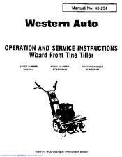 western auto wizard mtd3109a98 manuals rh manualslib com Wizards Logo climate wizard service manual