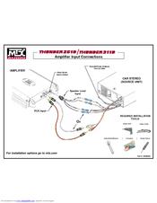 mtx wiring diagram trusted schematic diagrams u2022 rh sarome co Car Radio Wiring Amp Pre Profile 2 Channel Amp Wiring