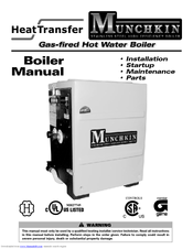 munchkin gas fired hot water boiler manual pdf download rh manualslib com munchkin boiler installation manual