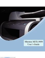 MURATEC MFX-3050 DESCARGAR CONTROLADOR