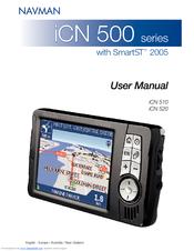 Gps navman icn 530 user manual.