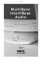 NEC MultiSync M500 User Manual