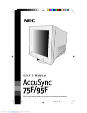 NEC AccuSync 75F