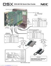 nec dsx 80 manuals rh manualslib com NEC DSX Support NEC DSX Phone Manager