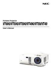 nec vt491 manuals rh manualslib com