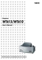 nec vt610 manuals rh manualslib com nec vt 660 service manual Sony Trinitron Manual