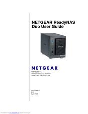 Netgear RND2150 - ReadyNAS Duo NAS Server Manuals
