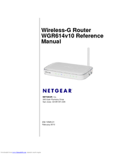 netgear wireless router wgr614v10 software download free