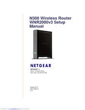 netgear wireless router user manual