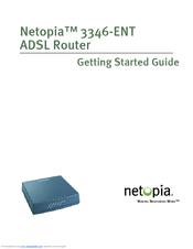 netopia 3346 ent getting started manual pdf download rh manualslib com Netopia USB Driver Netopia USB Driver