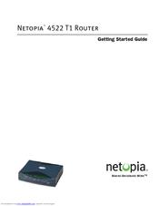 netopia 4522 t1 manuals rh manualslib com Netopia 3347 Netopia 3347