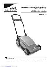 neuton mower wiring diagram neuton ce 6 2 safety and operating instructions manual pdf  neuton ce 6 2 safety and operating