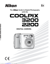 nikon 3200 2200 manual pdf download rh manualslib com Nikon Coolpix 2200 Nikon Coolpix 5200