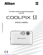 Nikon COOL PIX S1 Owner's Manual