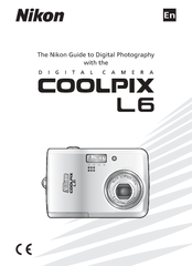 nikon coolpix l6 owner s manual pdf download rh manualslib com Nikon Cool Pix Instruction Manual Nikon Camera User Manual