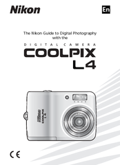 nikon coolpix l4 manual pdf download rh manualslib com Nikon Coolpix S3100 Manual Nikon Coolpix L810 Manual