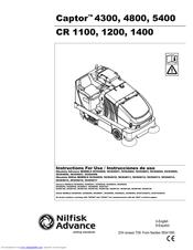 Michco inc. Manual advance captor 4300-4800-5400.