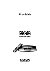 Nokia 260S Mediamaster User Manual