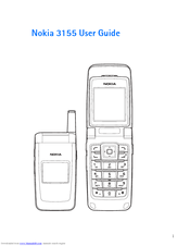 Nokia 3155i User Manual
