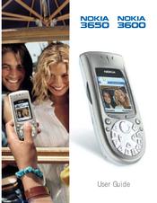 nokia 3650 smartphone 3 4 mb manuals rh manualslib com Nokia 7610 Nokia 6810