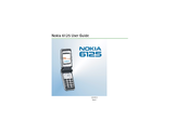 Nokia 6125 - Cell Phone 11 MB User Manual