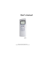 Nokia COMMUNICATOR 9110 User Manual