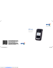 Nokia BT FUSION 6136 Setup Manual